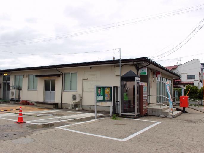 神町郵便局   inukugi web  